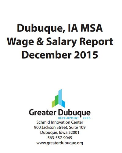 Dubuque Wage & Salary Report