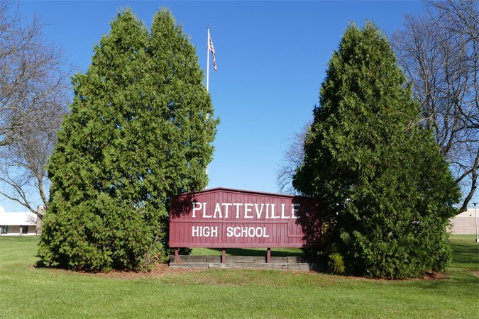 Platteville High School